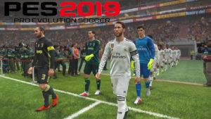 PARCHE PES 2019