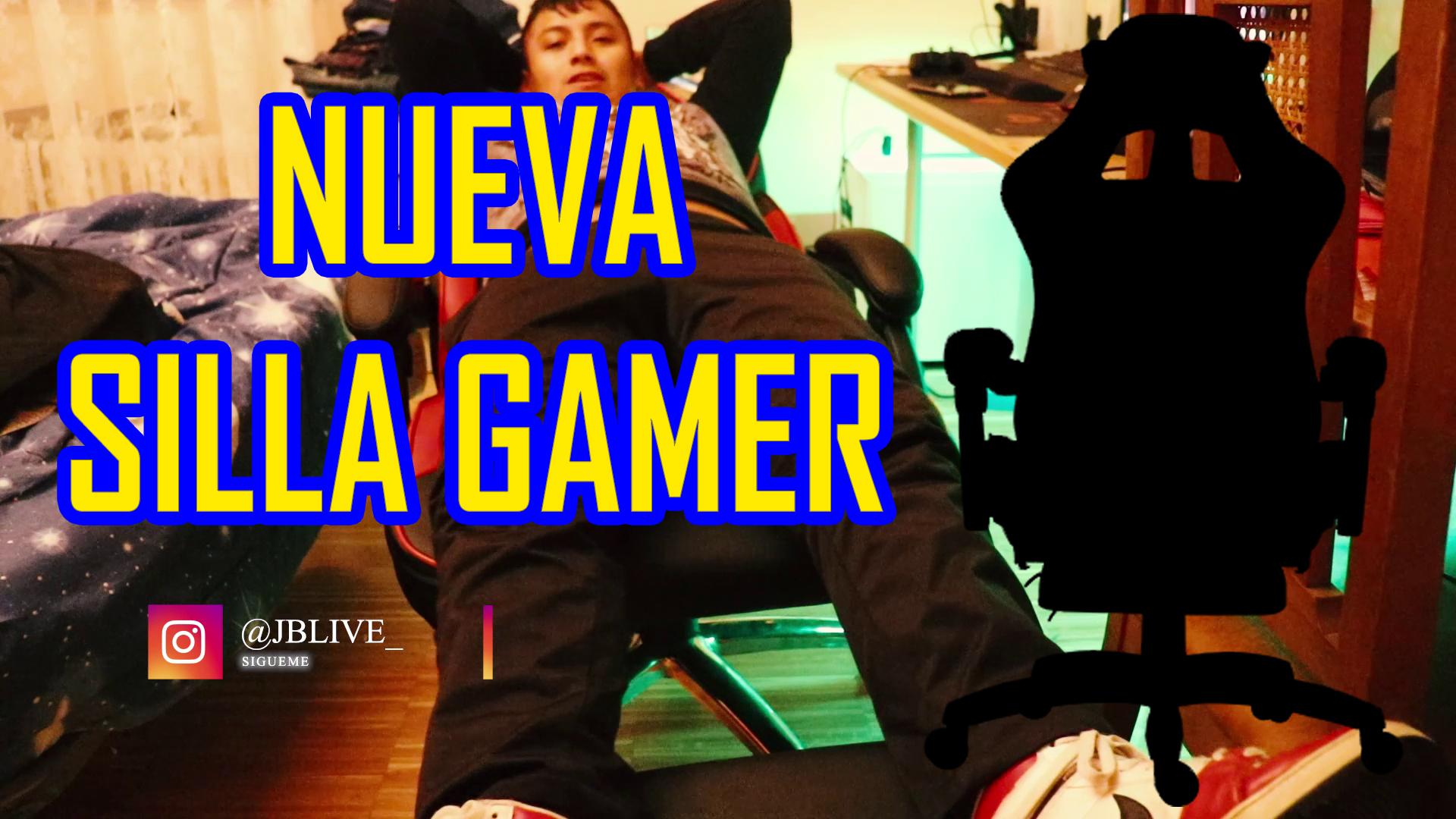 SILLA GAMER CALIDAD/PRECIO