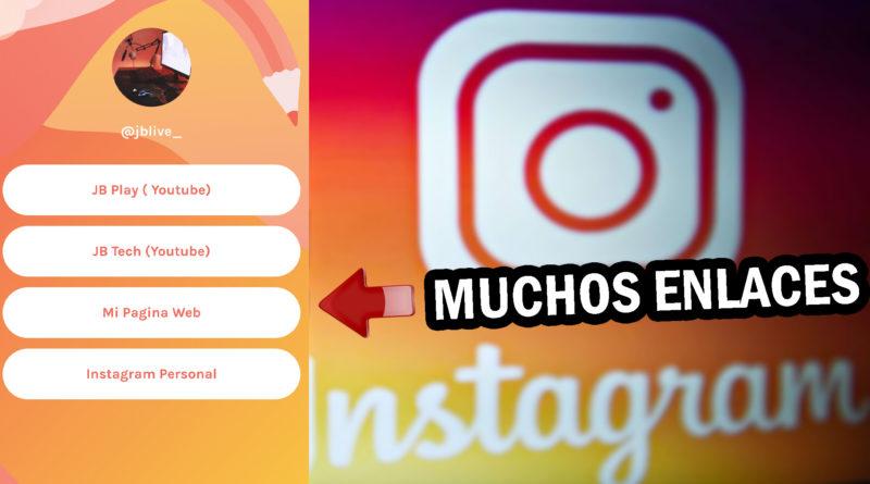 Enlaces Instagram