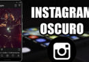 Instagram modo nocturno