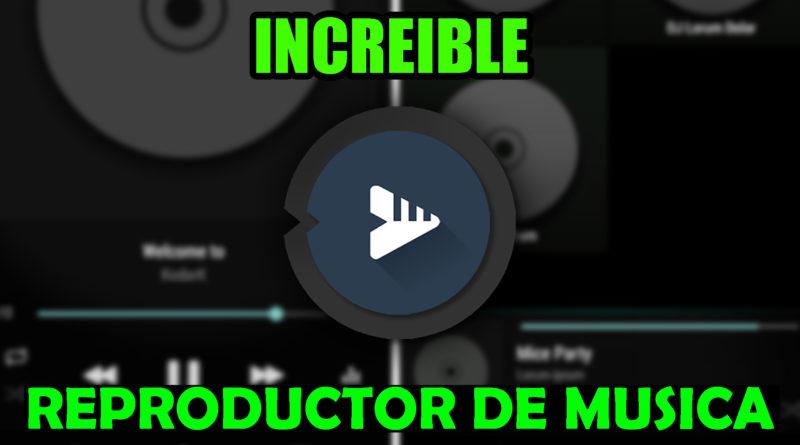 música reproductor