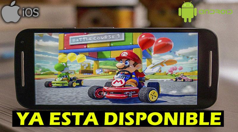Mario Kart android