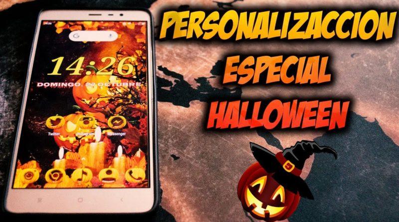 personalizacion halloween