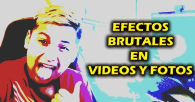 efectos para videos y fotos