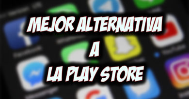 alternativa a play store