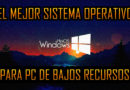 sistema operativo de bajos recusos