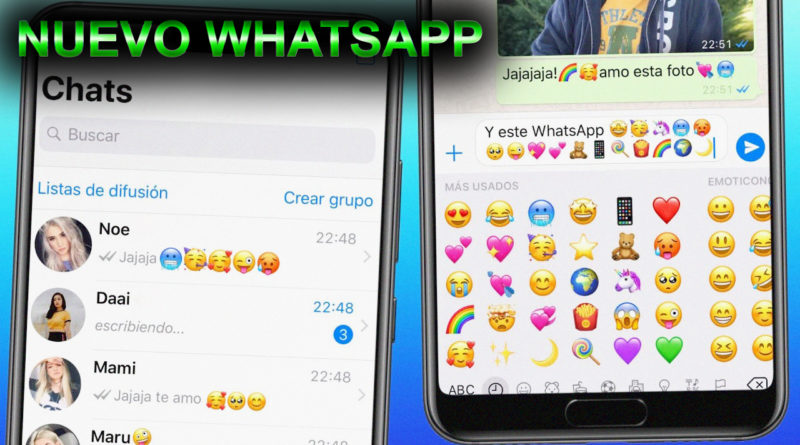 whatsapp estilo iphone en android