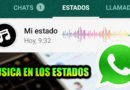 whatsapp estados con musica