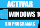 Como activar windows