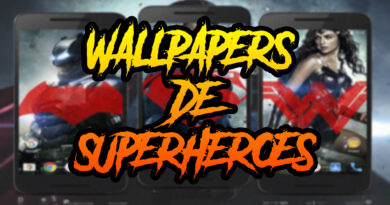 FONDOS de PANTALLA de SUPERHEROES