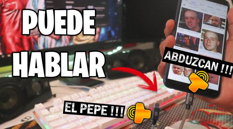 """HACER QUE MI MOVIL HABLE CUANDO LE CONECTO EL CABLE"""""""