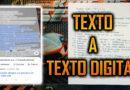 convertir texto a word
